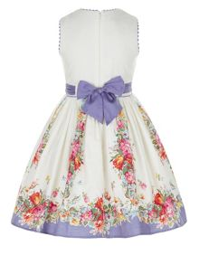 Monsoon Girls Tea Rose Dress