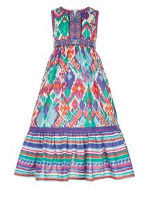 Monsoon Girls Zimba Maxi Dress