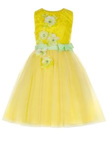 Monsoon Girls Elodie Dress