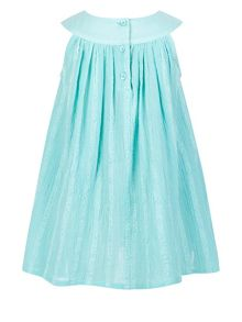 Monsoon Baby Girls Daisy Beach Dress
