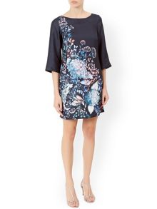 Monsoon Hilary Silk Dress