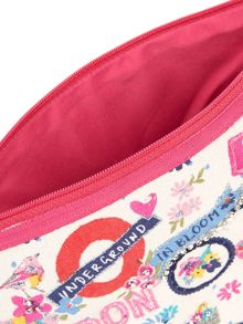 Accessorize London make up bag