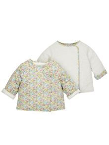 Monsoon Newborn Girl Millie Jacket