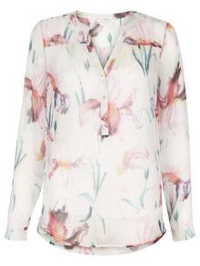 Monsoon Kate Print Shirt