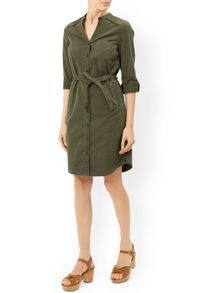 Monsoon Cara Chino Dress