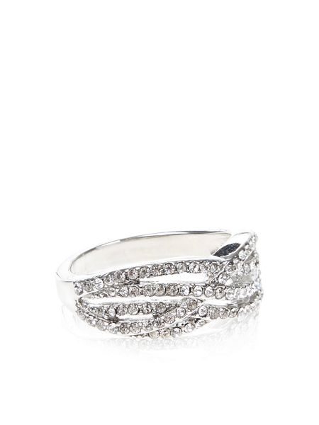 Accessorize Mega bling occasion ring