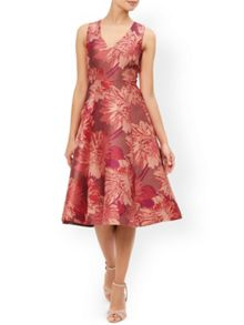 Monsoon Posey Jacquard Dress