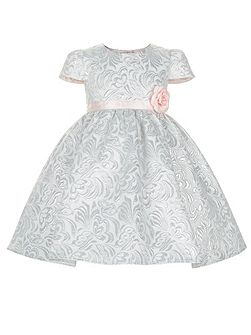 Baby Girls Joyce Jacquard Dress