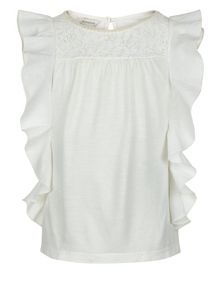 Monsoon Girls Jaiyah Lace Top