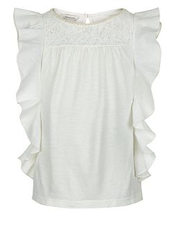 Girls Jaiyah Lace Top