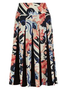 Monsoon Maaya Print Skirt