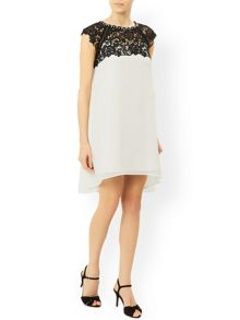Monsoon Nelly Contrast Dress