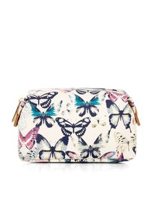 Accessorize Butterfly make up bag