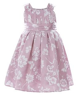 Baby Girls Pia Print Dress