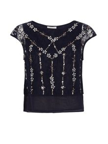 Monsoon Lola Lace Top