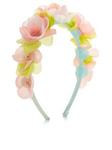 Monsoon Girls Elodie Corsage Aliceband