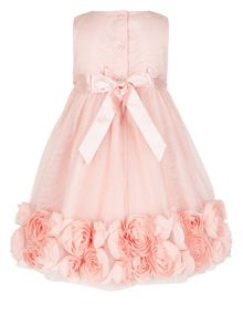 Monsoon Baby Girl Rosebud Dress