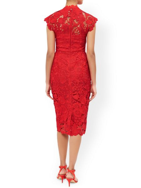 Monsoon Audrey Lace Dress