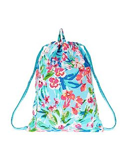 Girls Honolulu Drawstring Bag