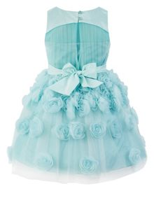 Monsoon Girls Priscilla Roses Dress