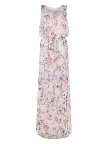 Monsoon Tiger Lily Maxi Dress