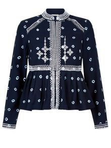 Monsoon Aliki Bandini Jacket