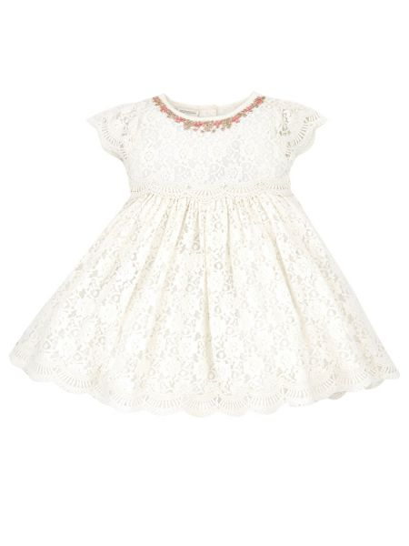 Monsoon Baby Girl Lovinia Lace Dress