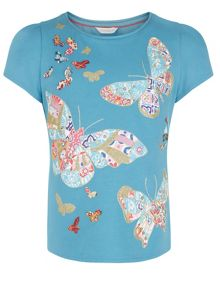 Monsoon Girl Bala Butterfly Top