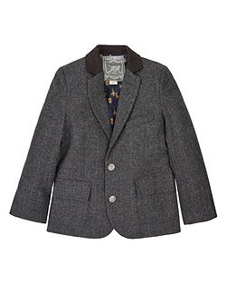 Boys Artie Herringbone Jacket