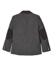 Monsoon Boys Artie Herringbone Jacket