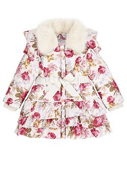 Baby Girl Molly Padded Coat