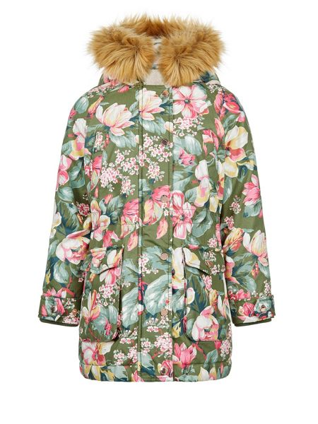 Monsoon Girls Octavia Parka Jacket