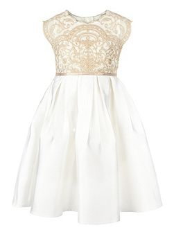 Girls Vienna Dress