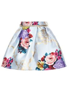 Monsoon Girls Versailles Skirt