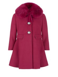 Monsoon Girls Maggie Coat