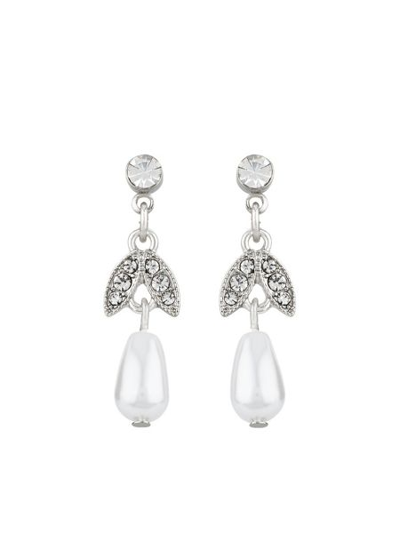 Accessorize Classic Occasion Short Drop Earrings