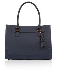 Accessorize Eliza tassle tote bag