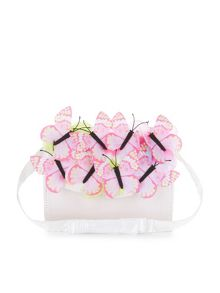Monsoon Girls Aurelie Butterfly Flapover Bag