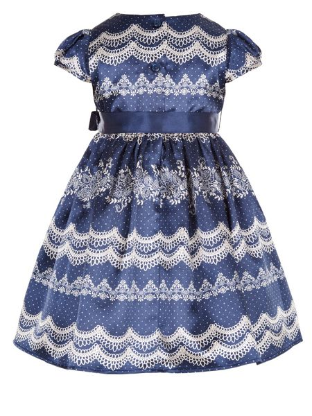 Monsoon Baby Girl Lulu Lace Dress