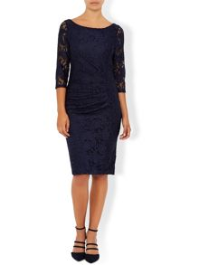 Monsoon Copal Lace Dress