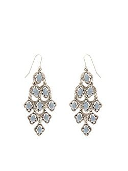 Skyler Vintage Chandelier Earrings
