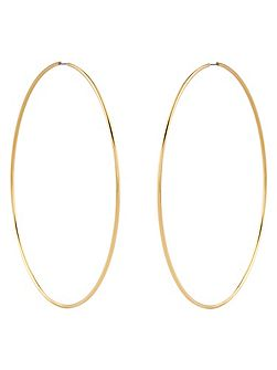 Super Large Hoop Earrings