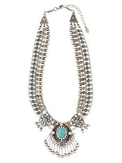 Skyler Statement Necklace