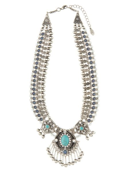 Accessorize Skyler Statement Necklace