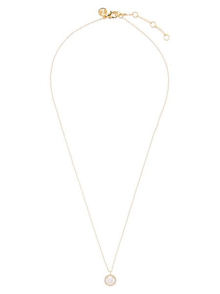 Accessorize Louisa Bling Crystal Pendant Necklace