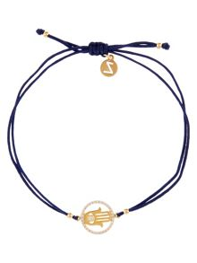 Accessorize Hamsa Hand Friendship Bracelet