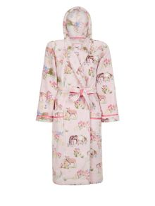 Monsoon Girls Secret Garden Chunky Robe