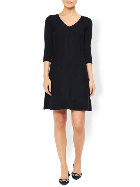 Monsoon Faye Fit and Flare Dress