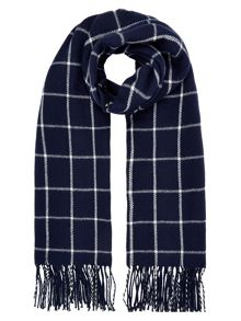 Accessorize Notting hill check scarf