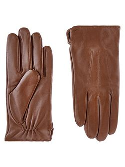 Basic leather glove
